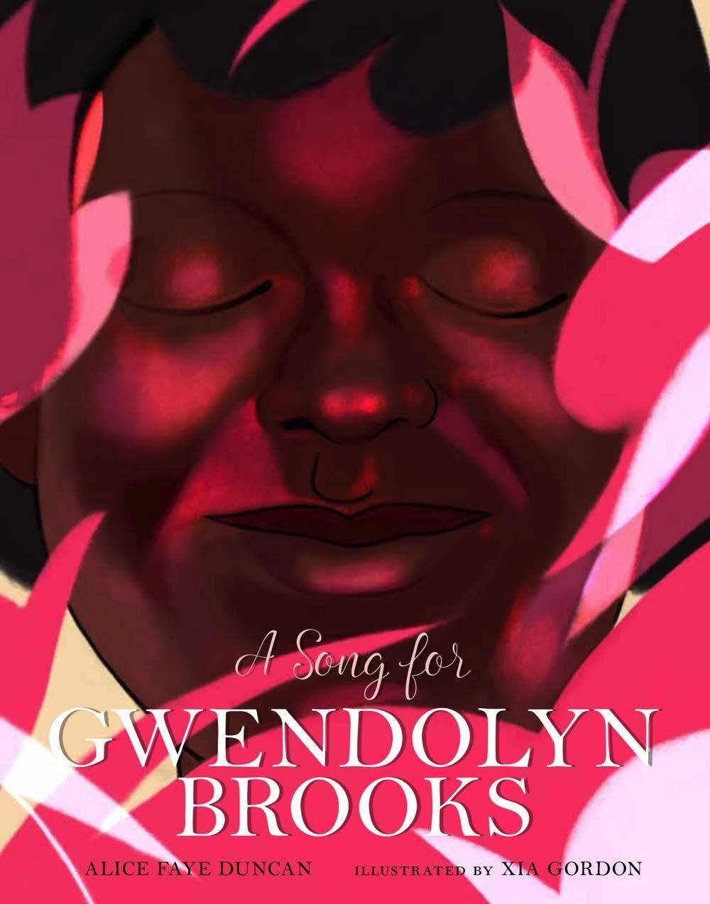 Image of the book cover A Song for Gwendolyn Brooks