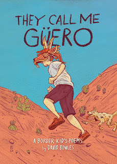 Image of the book cover They Call me Güero