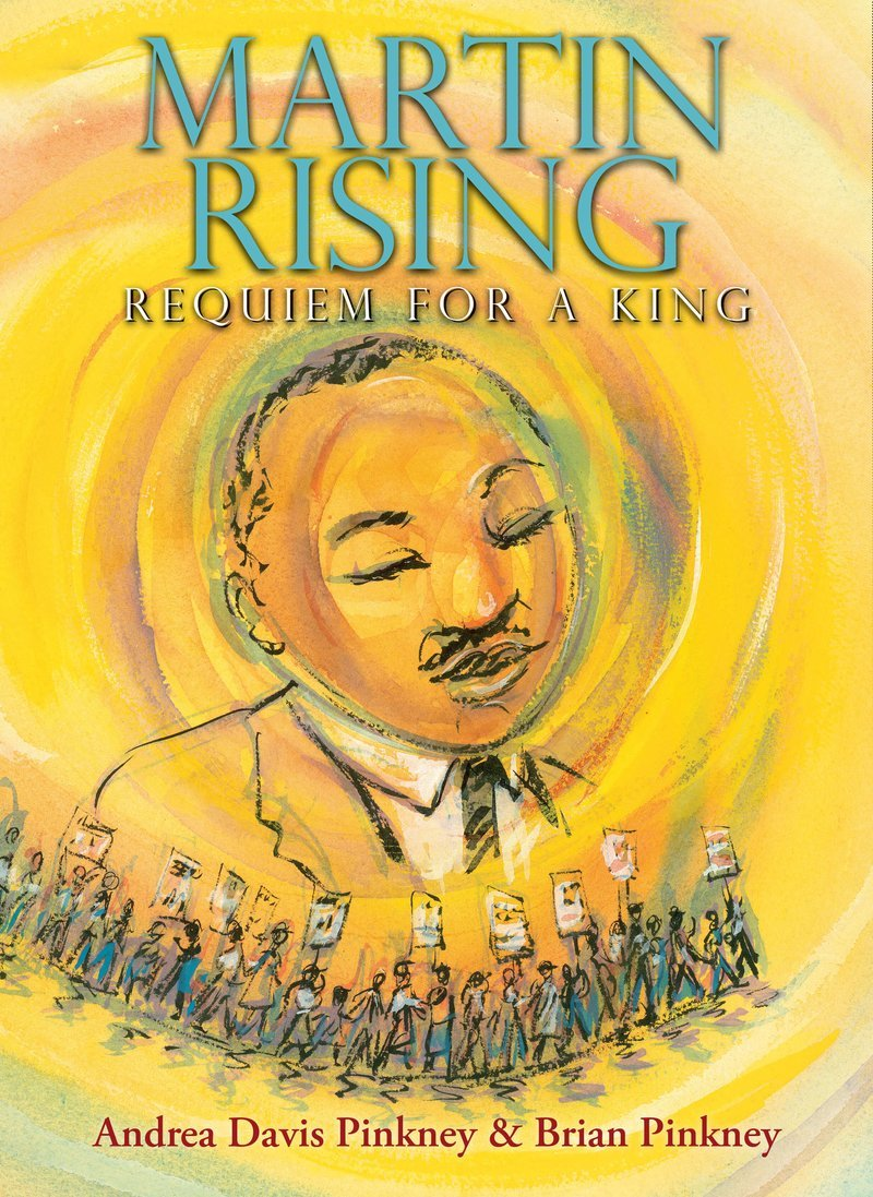 Image of the book cover Martin Rising: Requiem for a King